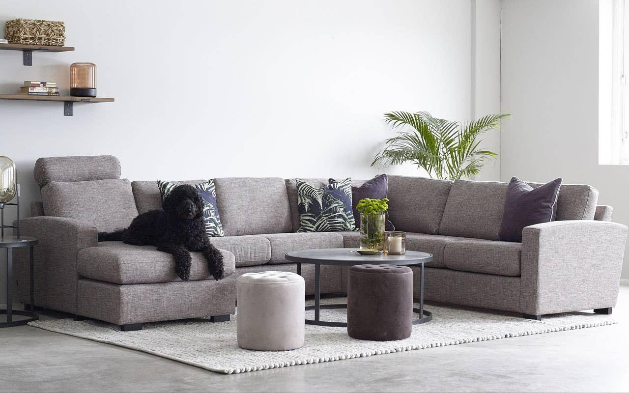 4 ting å tenke på når du skal velge ny sofa, Easy modulsofa