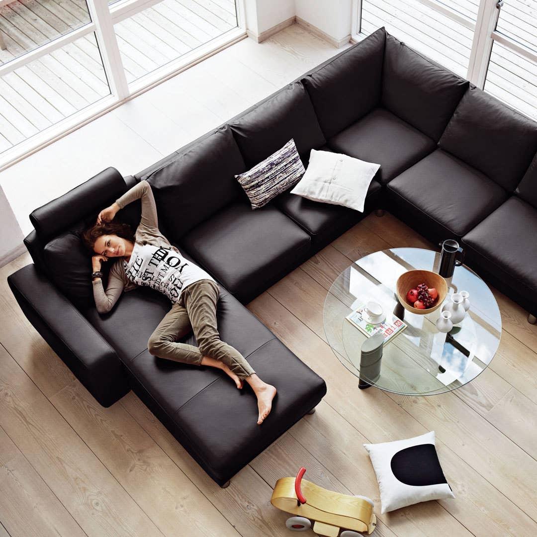 4 ting å tenke på når du skal velge ny sofa, Stressless E200