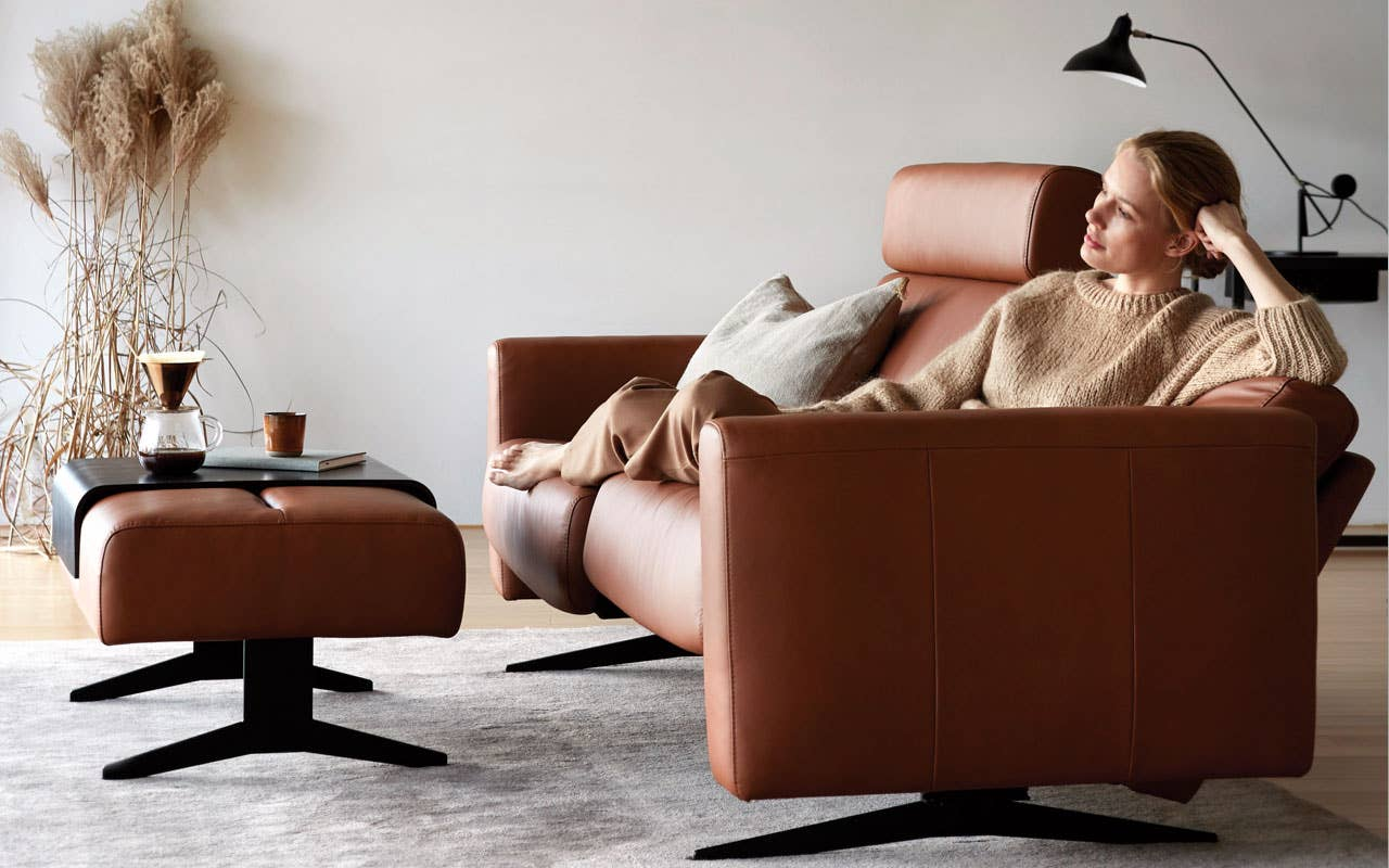 4 ting å tenke på når du skal velge ny sofa, Stressless Stella