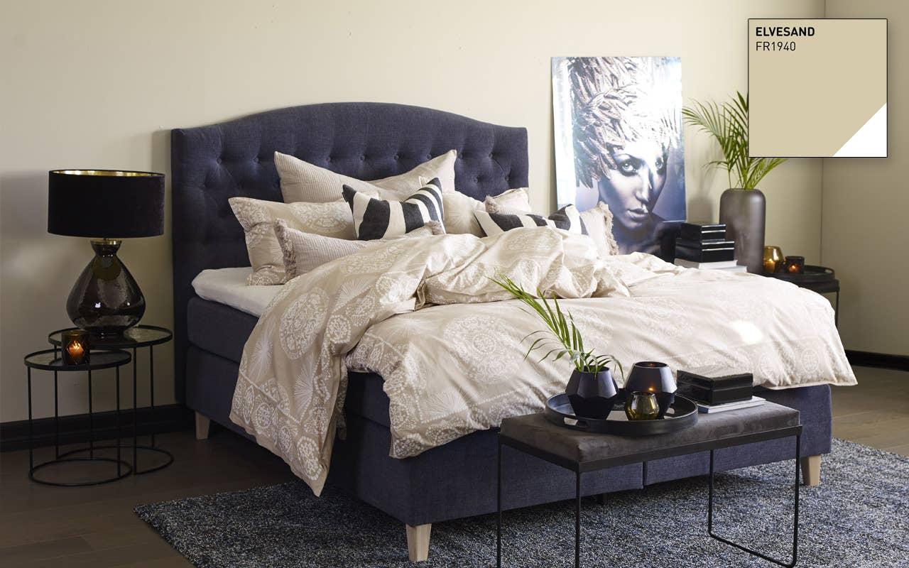North Beds Lofoten No. 6814 med Årets farge 2020