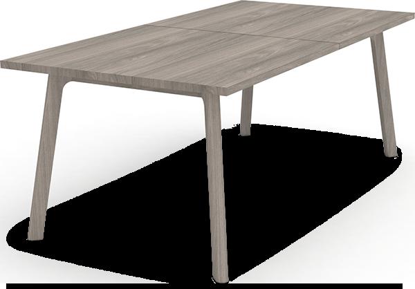 Woodstory Urban spisebord 100x200 cm