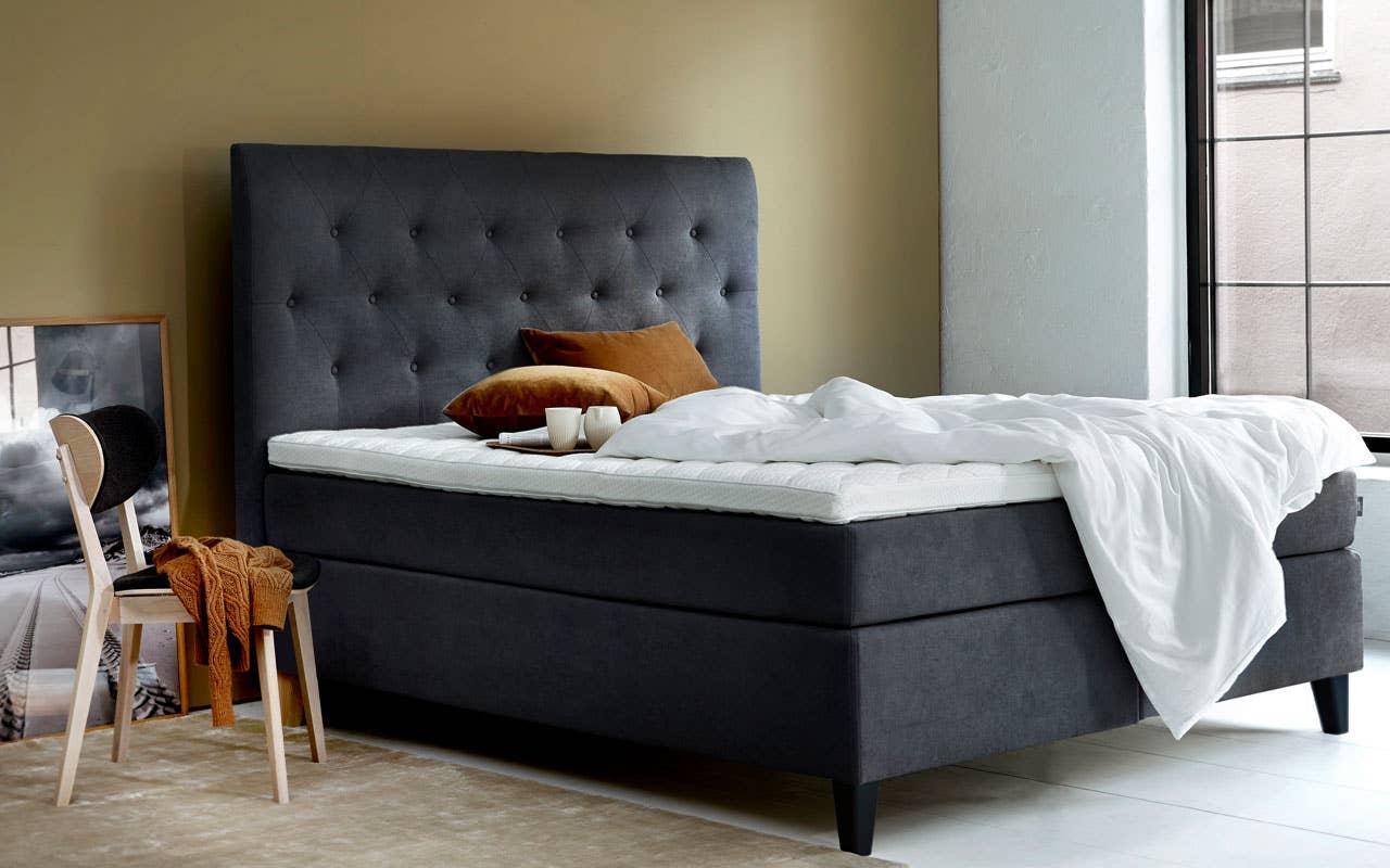 Spar tid om morgenen og forleng levetiden til sengen ved å ikke re den opp! Det gir madrassen tid til å tørke gjennom dagen.