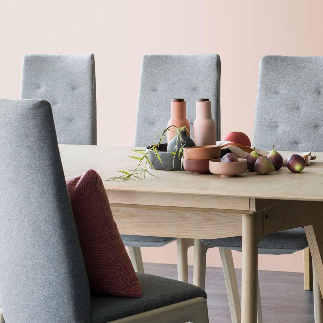 Stressless Dining, Rosemary spisestol og Toscana spisebord