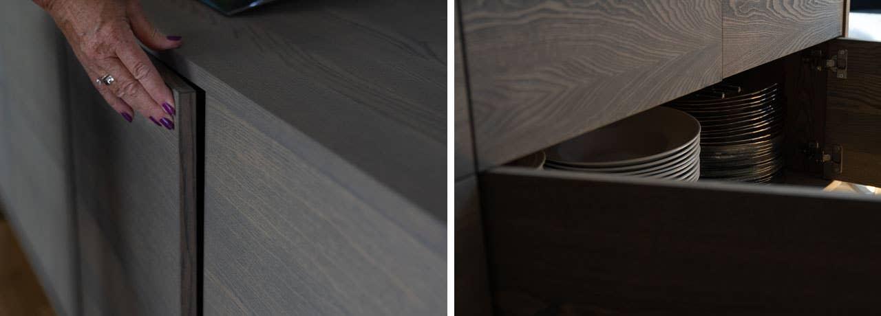Når du som Guri er vokst opp i en møbelforretning og samboeren din er utdannet snekker, er kravene til godt håndverk skyhøye. Woodstory innfridde hos begge.