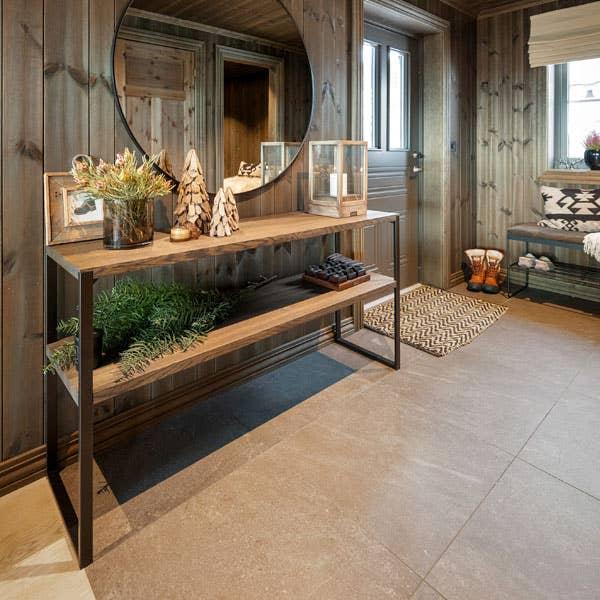 Woodstory J konsollbord | Trendy speil
