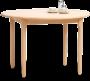 H230-E spisebord Ø120 cm