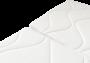 Svane® Pure ZipTop Elastec overmadrass 180x210 cm