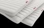 Wonderland® Premium Latex Pulse overmadrass 150x200 cm