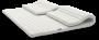 Wonderland® Split Pulse Latex overmadrass 160x200 cm