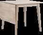 Filippa klaffebord 80x80-125 cm