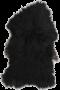 Spælsau skinn 75x110