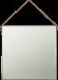 Merkur speil 60x60