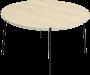 Bolero sofabord Ø90 cm