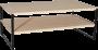 WoodStory sofabord 70x130 cm