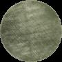Velvet teppe Ø200 cm
