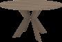 WoodStory spisebord Ø140