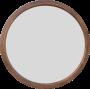 Soul speil Ø60 cm