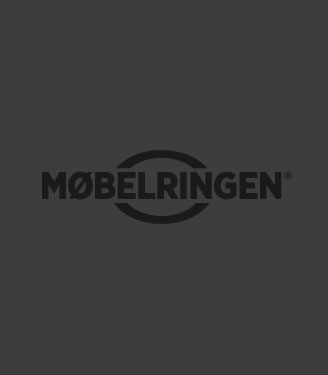 Noir sofabord Ø100 cm