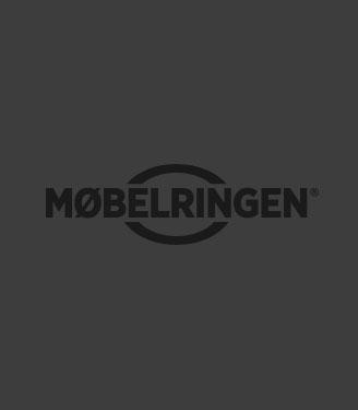 Nordic spisebord m/klaff 90x150-190 cm
